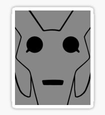 CYBERMAN!!! Sticker