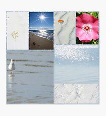 Slice of Summer... Photographic Print