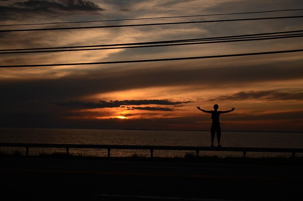 Sunset Boy by cdoering