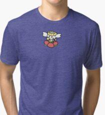 Flabebe Pokedoll Art Tri-blend T-Shirt