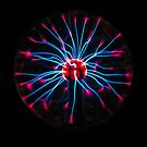 Plasma Ball by Peter Barrett
