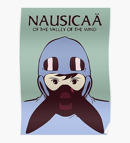 Nausicaå of the Valley of the Wind Poster