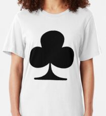 Poker Suite Club  Slim Fit T-Shirt