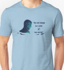 A child of two worlds Unisex T-Shirt