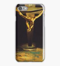 Christ of Saint John of the Cross iPhone Case/Skin