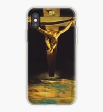 Christ of Saint John of the Cross iPhone Case
