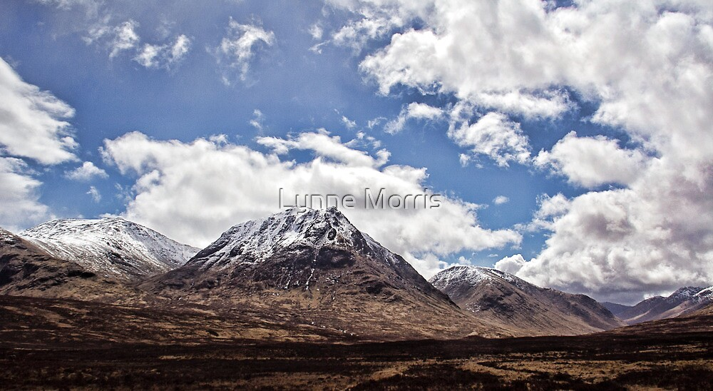 Majestic Glencoe by Lynne Morris