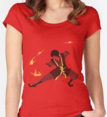 Zuko Women's Fitted Scoop T-Shirt