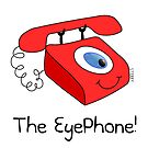 The EyePhone by Hannah Sterry