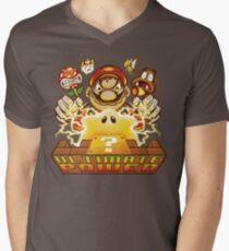 Ultimate Power Men's V-Neck T-Shirt