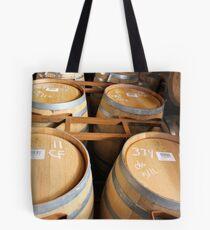 Wine Casks Tote Bag