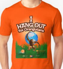 I Hangout for Orangutans T-Shirt