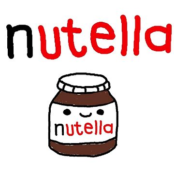 Nutella by queenlokibeth