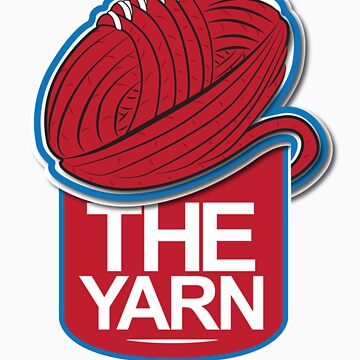 The Yarn Logo Shirt by CAndrawes