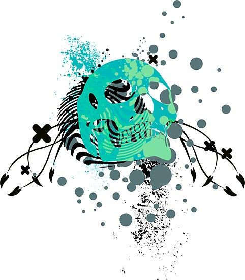 skulls : hi-fi by asyrum