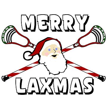 Lacrosse Merry Laxmas by YouGotThat