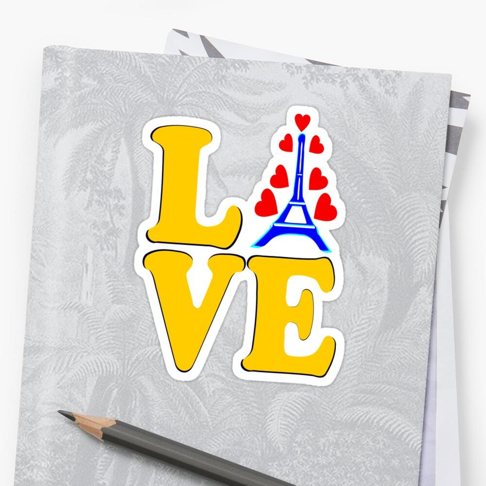 ♥§Love Paris-Eiffel Tower Fabulous Clothing & Stickers ...