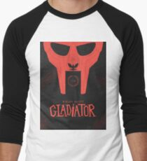 Gladiator Men's Baseball ¾ T-Shirt
