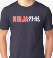 Ninja Gaiden Logo Unisex T-Shirt