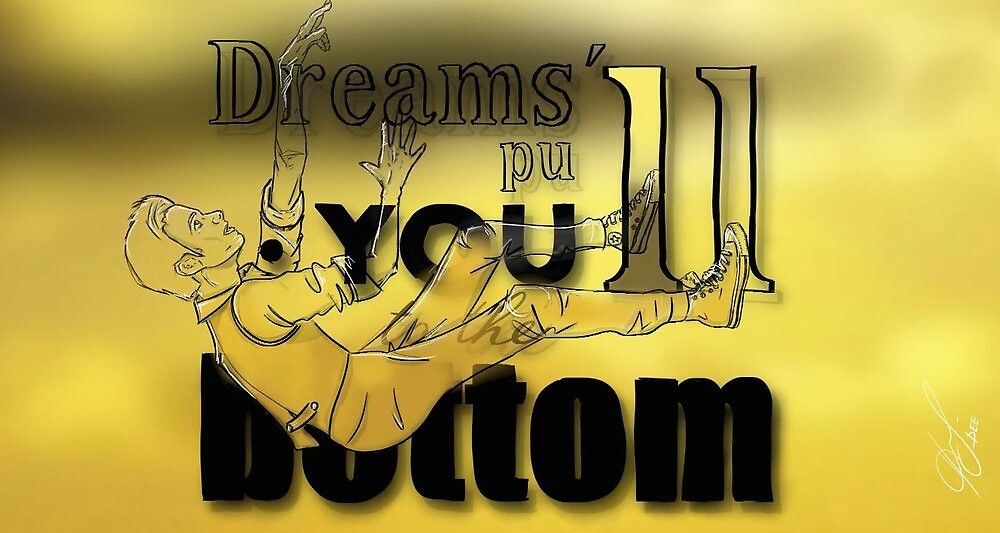 Dreams will pull you to the bottom by FrozenGyrus