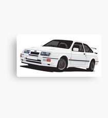 Ford Sierra RS500 Cosworth Canvas Print