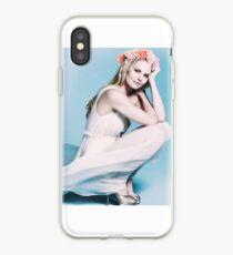 Jennifer Morrison - Flower Crown 2 iPhone Case