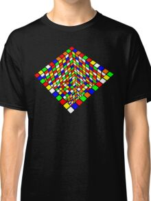 Illusion Cube  Classic T-Shirt