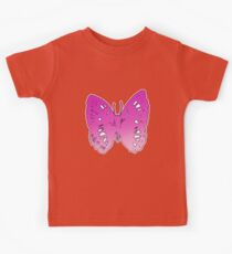 Butterfly Number 2 Childrens Kids Clothes