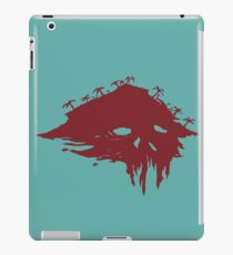 Island of the dead iPad Case/Skin