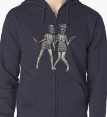 Silent Hill Healthcare Zipped Hoodie