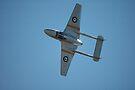 Vampire,Temora Airshow,Australia 2009  by muz2142