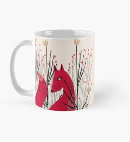 Fox in Shrub Mug