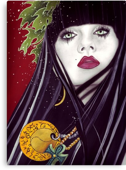 Witch of Fortune by Leticia Uttich