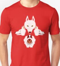 Mononoke - The wolves T-Shirt