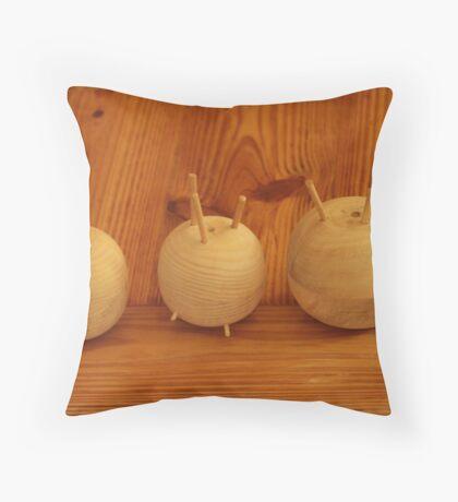 The Onion Family Throw Pillow