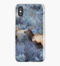 Spring Elk iPhone Case