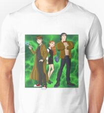 Ben 10 Who? Unisex T-Shirt