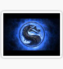 Mortal Kombat Sticker