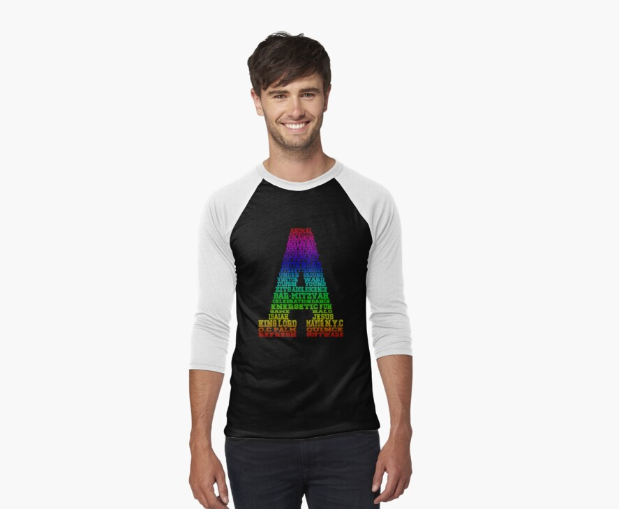 Word Association - Rainbow Gradient by Sthomas88