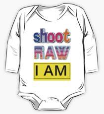 Shoot RAW: I AM One Piece - Long Sleeve
