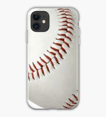 coque iphone 6 baseball real seams