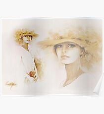 """Romantic"" Collage Poster"