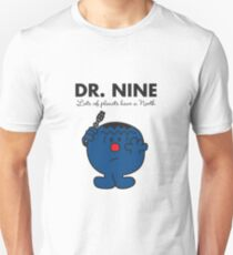 Dr. Nine Unisex T-Shirt