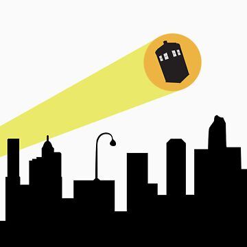 Bat Signal: Who by MikesStarArt