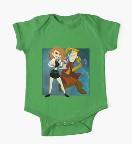 Kim Possible Who? Kids Clothes