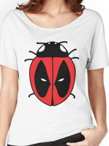 Bug with a mouth Women's Relaxed Fit T-Shirt