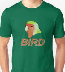 BIRD - Rosy-faced Lovebird Unisex T-Shirt