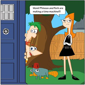 Phineas & Ferb Who by MikesStarArt