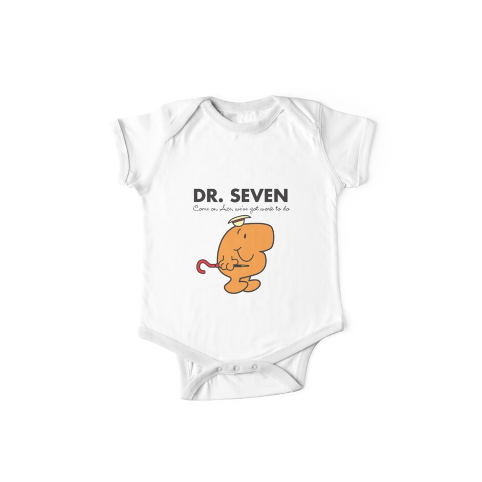 Dr Seven by MikesStarArt