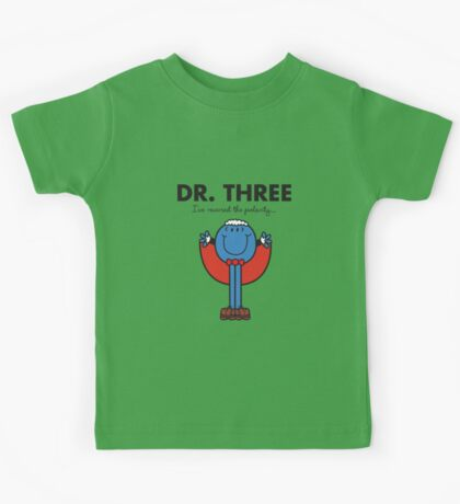 Dr Three Kids Clothes